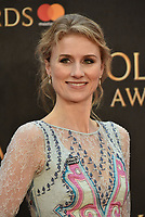 Jessica Swale<br /> The Olivier Awards 2018 , arrivals at The Royal Albert Hall, London, UK -on April 08, 2018.<br /> CAP/PL<br /> &copy;Phil Loftus/Capital Pictures