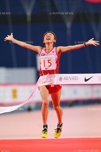Ryoko Kizaki (JPN), .MARCH 10, 2013 - Marathon : .Nagoya Women's Marathon 2013 .in Aichi, Japan. .(Photo by YUTAKA/AFLO SPORT) [1040]