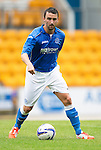 St Johnstone v York City...19.07.14  <br /> Saints trialist Mark Millar<br /> Picture by Graeme Hart.<br /> Copyright Perthshire Picture Agency<br /> Tel: 01738 623350  Mobile: 07990 594431