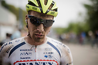 Frederik Backaert's (BEL/Wanty - Gobert) dusty post-race face<br /> <br /> 36th TRO BRO LEON 2019 (FRA)<br /> One day race from Plouguerneau to Lannilis (205km)<br /> <br /> ©kramon