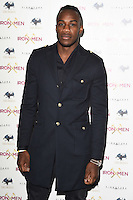 Michail Antonio<br /> arrives for the &quot;Iron Men&quot; premiere at the Mile End Genesis cinema, London.<br /> <br /> <br /> &copy;Ash Knotek  D3236  02/03/2017