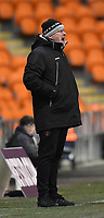 Blackpool's Manager Terry McPhillips Shouts to his team during the game<br /> <br /> Photographer Dave Howarth/CameraSport<br /> <br /> The EFL Sky Bet League One - Blackpool v Wycombe Wanderers - Tuesday 29th January 2019 - Bloomfield Road - Blackpool<br /> <br /> World Copyright © 2019 CameraSport. All rights reserved. 43 Linden Ave. Countesthorpe. Leicester. England. LE8 5PG - Tel: +44 (0) 116 277 4147 - admin@camerasport.com - www.camerasport.com