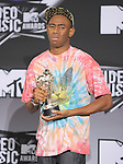 Tyler, The Creator attends The 2011 MTV Video Music Awards held at Nokia Live in Los Angeles, California on August 28,2011                                                                               © 2011 DVS / Hollywood Press Agency