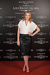Actress and producer Carolina Bang poses during `Los heroes del mal´ film presentation in Madrid, Spain. September 09, 2015. (ALTERPHOTOS/Victor Blanco)
