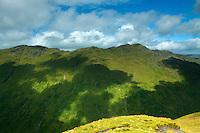 Binnein an Fhidhlier from Beinn an Lochain, the Arrochar Alps, Argyll & Bute
