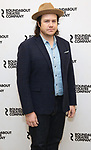 "Josh McDermitt attends the Meet & Greet for the cast of ""Amy and the Orphans"" at the Roundabout Theatre rehearsal hall on January 10, 2018 in New York City."
