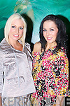 Yolanda Lowry and Lorraine Nolan at the Macbees fashion show in the Killarney Park Hotel on Saturday  .
