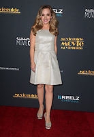 02 February 2018 - Universal City, California - Kelly Stables. 26th Annual Movieguide Awards - Faith And Family Gala. <br /> CAP/ADM/FS<br /> &copy;FS/ADM/Capital Pictures