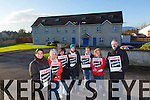 ADAPT, the Kerry Womens Refuge in Tralee is involved in a dispute between SIPTU members of staff and the company Pictured l-r  Paula O'Loughlin (SIPTU), Geraldine O'Mahony, Kate Hatter, Emma O'Mahony, Bridget O'Donnell, Catherine Gayson, Con Casey (SIPTU) outside Adapt on Tuesday