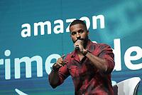 SAO PAULO, SP - 06.12.2018 - CCXP 2018 - O Ator Ricky whittle durante a Comic Con 2018 na S&atilde;o Paulo Expo, na zona sul de S&atilde;o Paulo na tarde desta quinta-feira (06).<br /> <br /> (Foto: Fabricio Bomjardim / Brazil Photo Press )