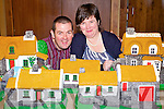 Kevin and Kay Griffin from Glenbeigh at The Craft and food fair at the Carlton Hotel Tralee on Sunday..