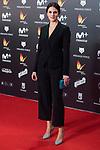 Melina Matthews attends red carpet of Feroz Awards 2018 at Magarinos Complex in Madrid, Spain. January 22, 2018. (ALTERPHOTOS/Borja B.Hojas)