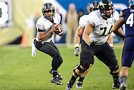 PHILADELPHIA, PA. - DEC 12 2015: Army Black Knights quarterback Chris Carter (7) in action during Army Navy game at Lincoln Financial Field Philadelphia, PA. (Photo by Phil Peters/Media Images International)