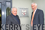 Officially opening the new extension to Fossa National School in Killarney .L-R Bishop Bill Murphy and Principal Kieran Coffey.
