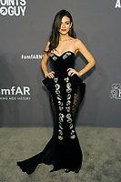 NEW YORK, NY - FEBRUARY 6: Victoria Justice arriving at the 21st annual amfAR Gala New York benefit for AIDS research during New York Fashion Week at Cipriani Wall Street in New York City on February 6, 2019. <br /> CAP/MPI/JP<br /> &copy;JP/MPI/Capital Pictures