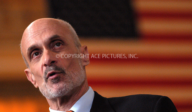 WWW.ACEPIXS.COM . . . . . ....NEW YORK, APRIL 25, 2005....Secretary of the Department of Homeland Security Michael Chertoff at a press briefing of the Homeland Security Council held at Grand Central Subway Terminal.....Please byline: KRISTIN CALLAHAN - ACE PICTURES.. . . . . . ..Ace Pictures, Inc:  ..Craig Ashby (212) 243-8787..e-mail: picturedesk@acepixs.com..web: http://www.acepixs.com