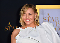 "LOS ANGELES, CA. September 24, 2018: Abbie Cornish at the Los Angeles premiere for ""A Star Is Born"" at the Shrine Auditorium.<br /> Picture: Paul Smith/Featureflash"