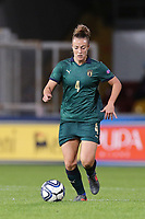 Aurora Galli of Italy<br /> Benevento 08-11-2019 Stadio Ciro Vigorito <br /> Football UEFA Women's EURO 2021 <br /> Qualifying round - Group B <br /> Italy - Georgia<br /> Photo Cesare Purini / Insidefoto
