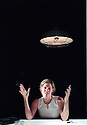 Bash by Neil LaBute   . With Mary McCormack at the Almeida  Theatre January 2000    CREDIT Geraint Lewis