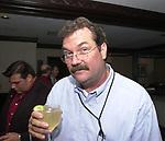 Chris Hatch seen attending the retirement party for John Cornell on October 10, 2000. Photo by Jim Peppler. Copyright/Jim Peppler-2000