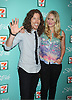 Stride and Leven Rambin and Shaun White Gum Event on  Aug 21, 2012