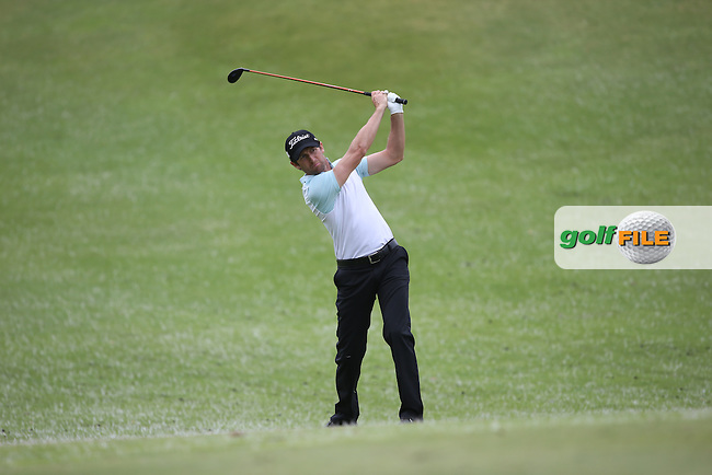 Gregory Bourdy (FRA) during Round Two of the Africa Open 2015 at the East London Golf Club, East London, Eastern Cape, South Africa. Picture:  David Lloyd / www.golffile.ie. 06/03/2015