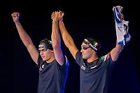 200 m Breaststroke Men<br /> Luca Pizzini ITA Italy<br /> Nicolo Martinenghi ITA Italy<br /> day 02  09-08-2017<br /> Energy For Swim<br /> Rome  08 -09  August 2017<br /> Stadio del Nuoto - Foro Italico<br /> Photo