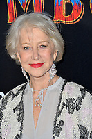 """LOS ANGELES, CA. March 11, 2019: Helen Mirren at the world premiere of """"Dumbo"""" at the El Capitan Theatre.<br /> Picture: Paul Smith/Featureflash"""