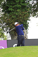 Michael Campbell (NZL) tees off on the 14th tee during Day 1 Thursday of The Irish Open presented by Discover Ireland at Killarney Golf & Fishing Club on 28th July 2011 (Photo Jenny Matthews/www.golffile.ie)
