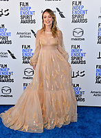 SANTA MONICA, CA: 08, 2020: Olivia Wilde at the 2020 Film Independent Spirit Awards.<br /> Picture: Paul Smith/Featureflash