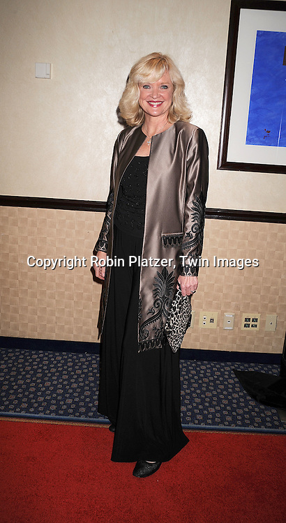 Christine Ebersole..posing for photographers at The 74th Annual Drama League Awards Ceremony and Luncheon..on May 16, 2008 at The Marriott Marquis Hotel. ....Robin Platzer, Twin Images