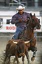 08-29-2015 Kitsap Rodeo (Steer Wrestling)