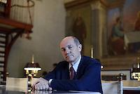"""Roma, 15 Luglio 2015<br /> Paolo Reboani, presidente Italia Lavoro.<br /> Quinto rapporto annuale """" I migranti nel mercato del lavoro in Italia""""."""