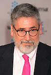 HOLLYWOOD, CA - APRIL 12: John Landis  attends the World Premiere of 40th Anniversary Restoration of 'Cabaret' at Grauman's Chinese Theatre on April 12, 2012 in Hollywood, California.