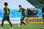 Neymar (BRA), <br /> JUNE 11, 2014 - Football /Soccer : <br /> 2014 FIFA World Cup Brazil <br /> Official Training of Brazil <br /> at Arena de Sao Paulo, Sao Paulo, Brazil. <br /> (Photo by YUTAKA/AFLO SPORT)
