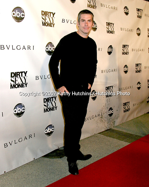 "Glenn Fitzgerald.""Dirty Sexy Money"" Premiere Party.Paramount Studios Theater.Los Angeles,  CA.September 23, 2007.©2007 Kathy Hutchins / Hutchins Photo...               ."