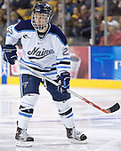 Mike Hamilton - The Boston College Eagles defeated the University of Maine Black Bears 4-1 in the Hockey East Semi-Final at the TD Banknorth Garden on Friday, March 17, 2006.
