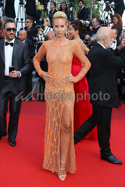 "24 May 2017 - Cannes, France - Lady Victoria Hervey . ""The Beguiled"" Premiere during the 70th Cannes Film Festival. Photo Credit: GeorgWenzel/face to face/AdMedia"
