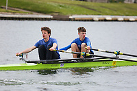 Crew: 341  ROS-MANNING  Ross Rowing Club  Op J17 2x<br /> <br /> Abingdon Spring Head 2019<br /> <br /> To purchase this photo, or to see pricing information for Prints and Downloads, click the blue 'Add to Cart' button at the top-right of the page.
