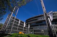 Deutschland, Hamburg, Oval Office in der City Nord