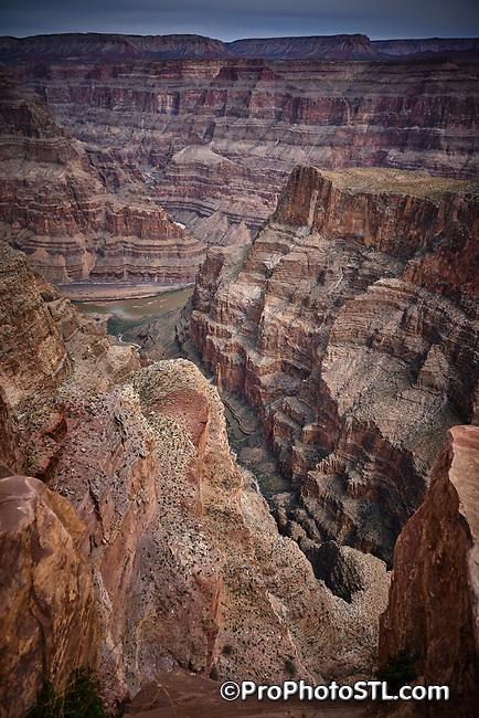 Grand Canyon National Park in Arizona, USA
