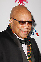 Beverly Hills, CA - OCT 06:  Quincy Jones attends the 2018 Carousel of Hope Ball at The Beverly Hitlon on October 6, 2018 in Beverly Hills, CA. <br /> CAP/MPI/IS<br /> &copy;IS/MPI/Capital Pictures