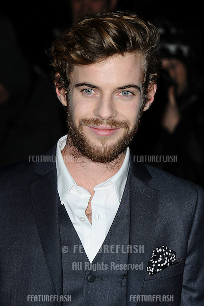 Harry Treadaway arriving for the Evening Standard Film Awards, County Hall, London. 06/02/2012 Picture by: Steve Vas / Featureflash