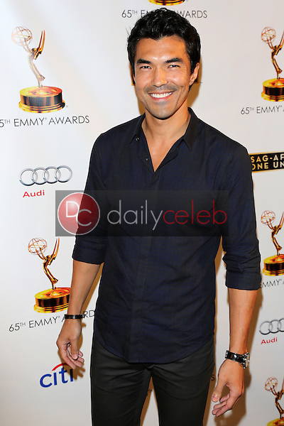 Ian Anthony Dale<br /> at the 65th Emmy Awards Nominee Celebration, Leonard H. Goldenson Theater, North Hollywood, CA 09-17-13<br /> David Edwards/Dailyceleb.com 818-249-4998