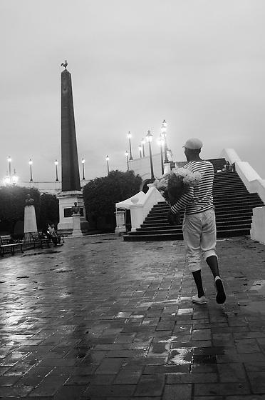 Después de la lluvia / Ciudad de Panamá.