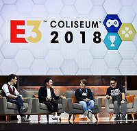 6/12/18 - Los Angeles: 2018 E3 Coliseum - Day 1