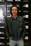 """El actor Roberto Sosa  que personifica a Juan Orol en la pelicula  """"El fantástico mundo de Juan Orol"""" durante la presentacion en Hermosillo Sonora...11 dic 2012...(Luis Gutierrrez/NortePhoto)"""