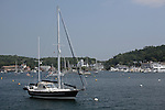 Boothbay Harbor, Lincoln County, Maine, USA