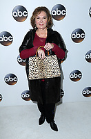 PASADENA, CA - JANUARY 8- Roseanne Barr, at Disney ABC Television Group Hosts TCA Winter Press Tour 2018 at the Langham Hotel in Pasadena, California on January 8, 2018. <br /> CAP/MPI/FS<br /> &copy;FS/MPI/Capital Pictures