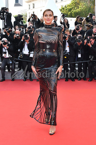 """24 May 2017 - Cannes, France - Irina Shayk. """"The Beguiled"""" Premiere during the 70th Cannes Film Festival. Photo Credit: MichaelTimm/face to face/AdMedia"""